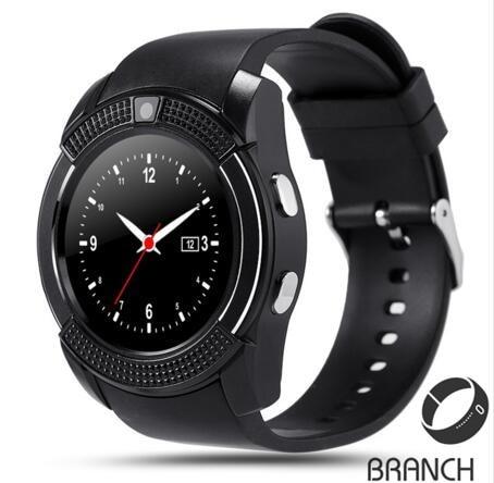 Branch Brand V8 font b Smart b font font b Watch b font support Sim TF