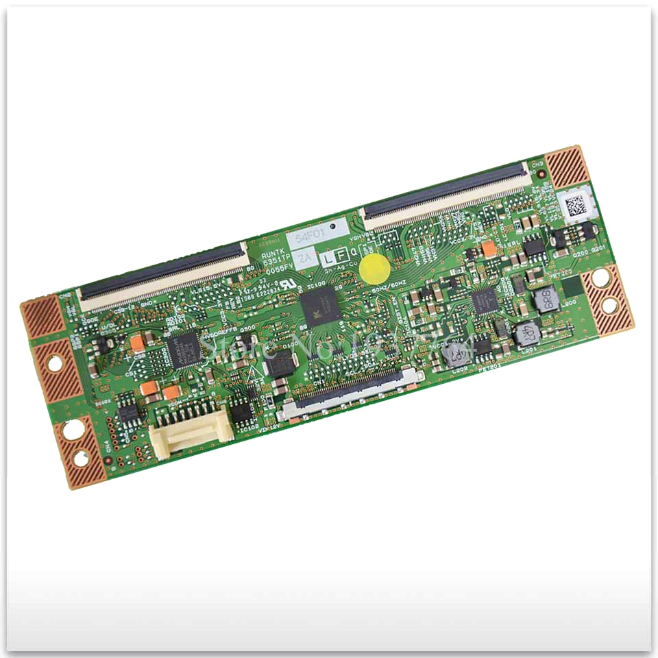 new Original LOGIC BOARD T-Con Board RUNTK 5351TP 0055FV ZA UE32F5500AK 0055FV ZA ZZ 95% new good working high quality original board 4163tp cpwbx runtk cpwbx4163tp zz t con logic board