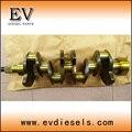 Кованый стальной коленчатый вал для Nissan Forklift SD23 SD25  коленчатый вал