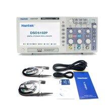 Hantek DSO5102P Цифровой осциллограф 100 МГц 2 канала 1GSa/s частота дискретизации в реальном времени USB хост и подключение устройств