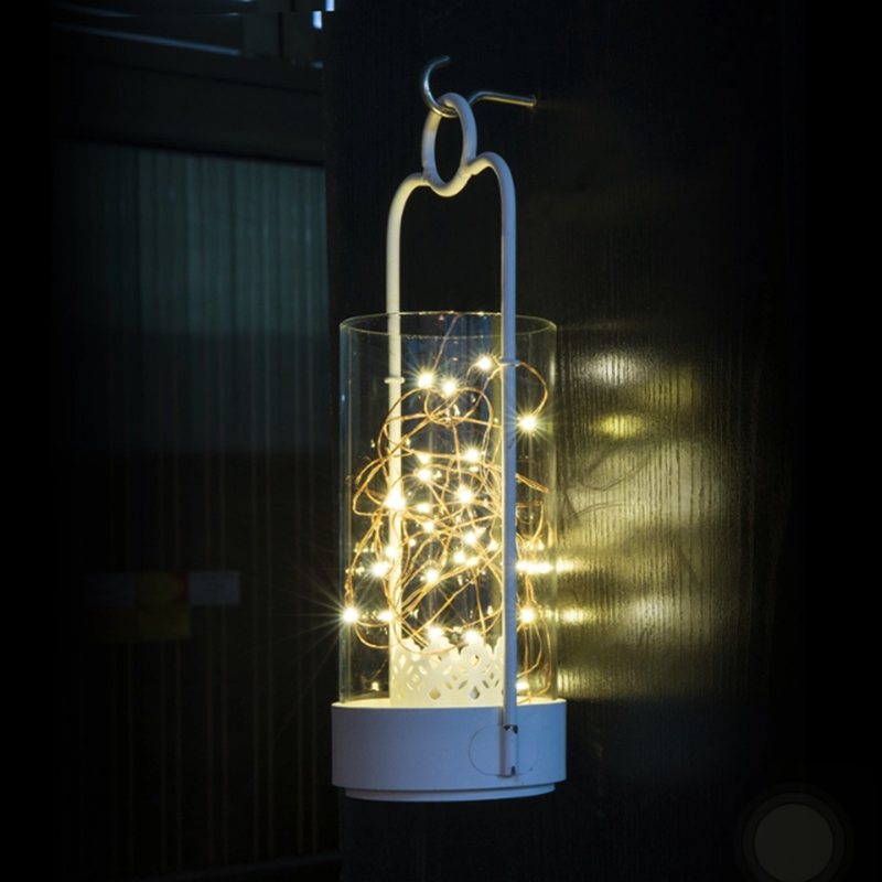 Светодиодный свет фея 1/2/3/5/10 м свет Медь проволочная гирлянда на Батарея питание для Крытый Открытый украшение Рождественские огни