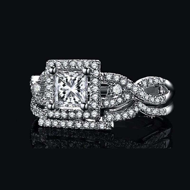 Aliexpresscom Buy Victoria Wieck Wedding Rings Cubic Zirconia