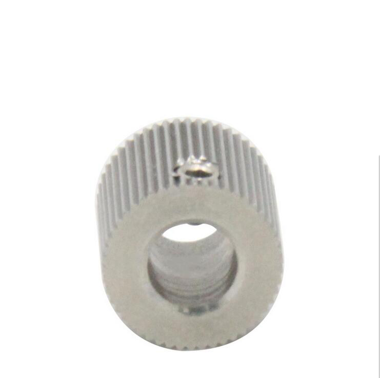 1Pcs Stainless Steel Extruder Feeder Driver Pulley EX031 Gear 50 Teeth Bore 5mm Gear 3D Printer Parts