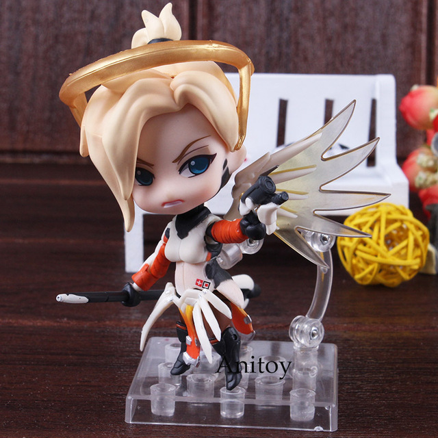 Nendoroid 790 Mercy Classic Skin Edition PVC Mercy Figure Action Figure Collectible 3