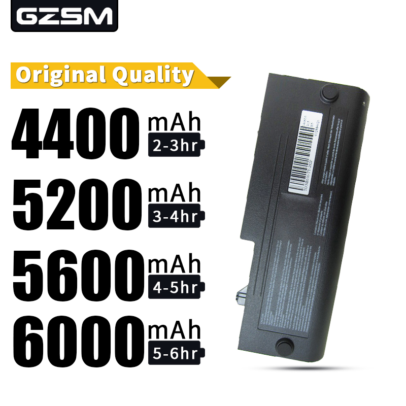 HSW Rechargeable Laptop Battery For TOSHIBA PA3689U-1BAS PA3689U-1BRS PABAS155 PABAS156 MINI NB100 Battery For Laptop Battery