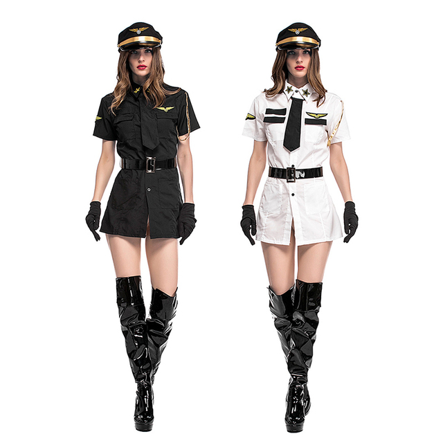 New sexy Police Costume Adult Woman aviator Role Playing Dress Adult Sex Cop Outfits Cosplay Costumes  sc 1 st  AliExpress.com & New sexy Police Costume Adult Woman aviator Role Playing Dress Adult ...