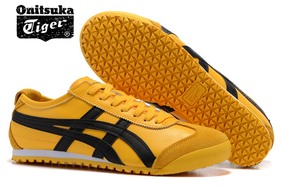 reputable site 4a1e5 ad5f1 US $43.26 15% OFF|2018 ONITSUKA TIGER Gel Mid Runner Classics leather Shoes  Men Women Sneakers Badminton Sports Shoes Size36 44-in Badminton Shoes ...