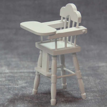1:12 Cute MINI Dollhouse Miniature Child chair