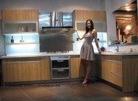 Melamine Mfc Kitchen Cabinets LH ME069