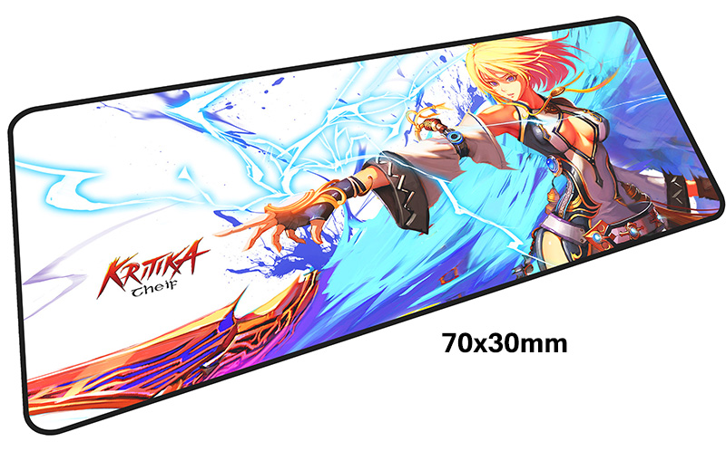 kritika mousepad gamer 700x300X3MM gaming mouse pad large Lapisium notebook pc accessories laptop padmouse ergonomic mat