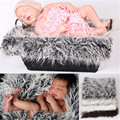 Newborn Photography Props Faux Fur Blanket Baby Photography Props Newborn Photography Fur Mongolian Faux Fur Blanket