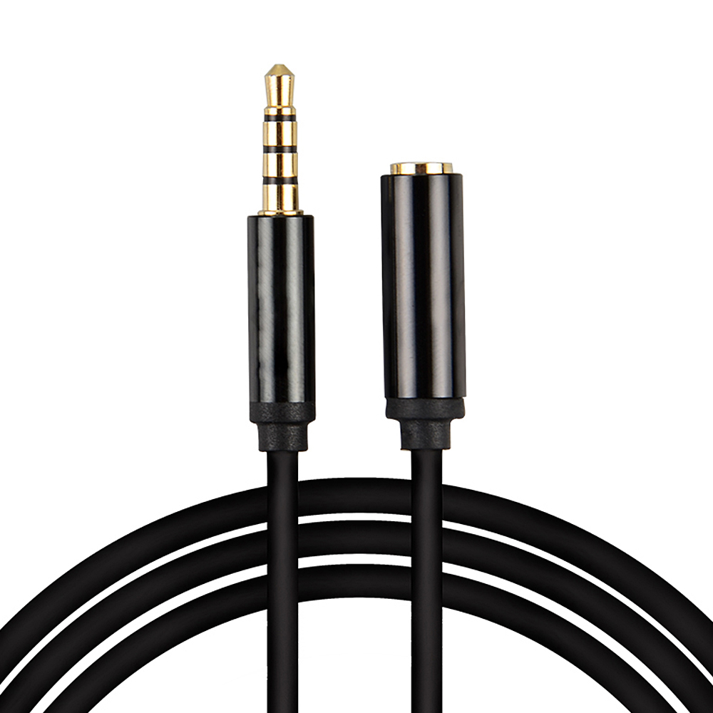 speaker Jack Aux Cable Audio Extension Cable Male to Female Aux Cable For Car iPhone7 Headphone Stereo Speaker cable Aux Cord 5M