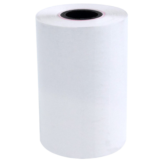 5 Rolls of Refills for Calculators and Cash Register Non-Thermal Printing Paper 1 Electric Sheet White Reel 57 x 70 x 12 mm Coil 57 x 70 Afn7 60 g