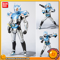 Japan Anime Kamen Rider Build Original BANDAI Tamashii Nations S.H. Figuarts / SHF Action Figure Kamen Rider Cross Z Charge