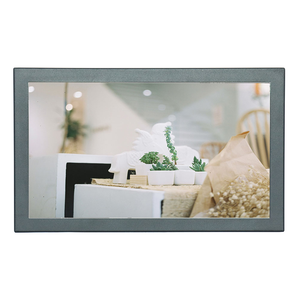 11.6 Inch metal shell lcd monitor 1366*768 game monitor high resolution mount monitor Security Monitors with AV/BNC/VGA/HDMI/USB 10 10 1 lcd monitor display vga usb av hdmi bnc interface metal shell embedded frame industrial control lcd monitor 1366 768