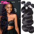 Vip Beauty Hair With Closure 7a Brazillian Body Wave With Closure Brazilian Virgin Hair With Closure 3 Bundles Hot Sale