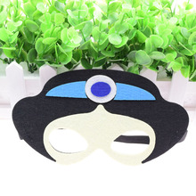 Mask Princess Super Hero Glasses Kids Baby Boy Girl Costume Star Wars Halloween Xmas Avengers Masquerade Eye Cosplay