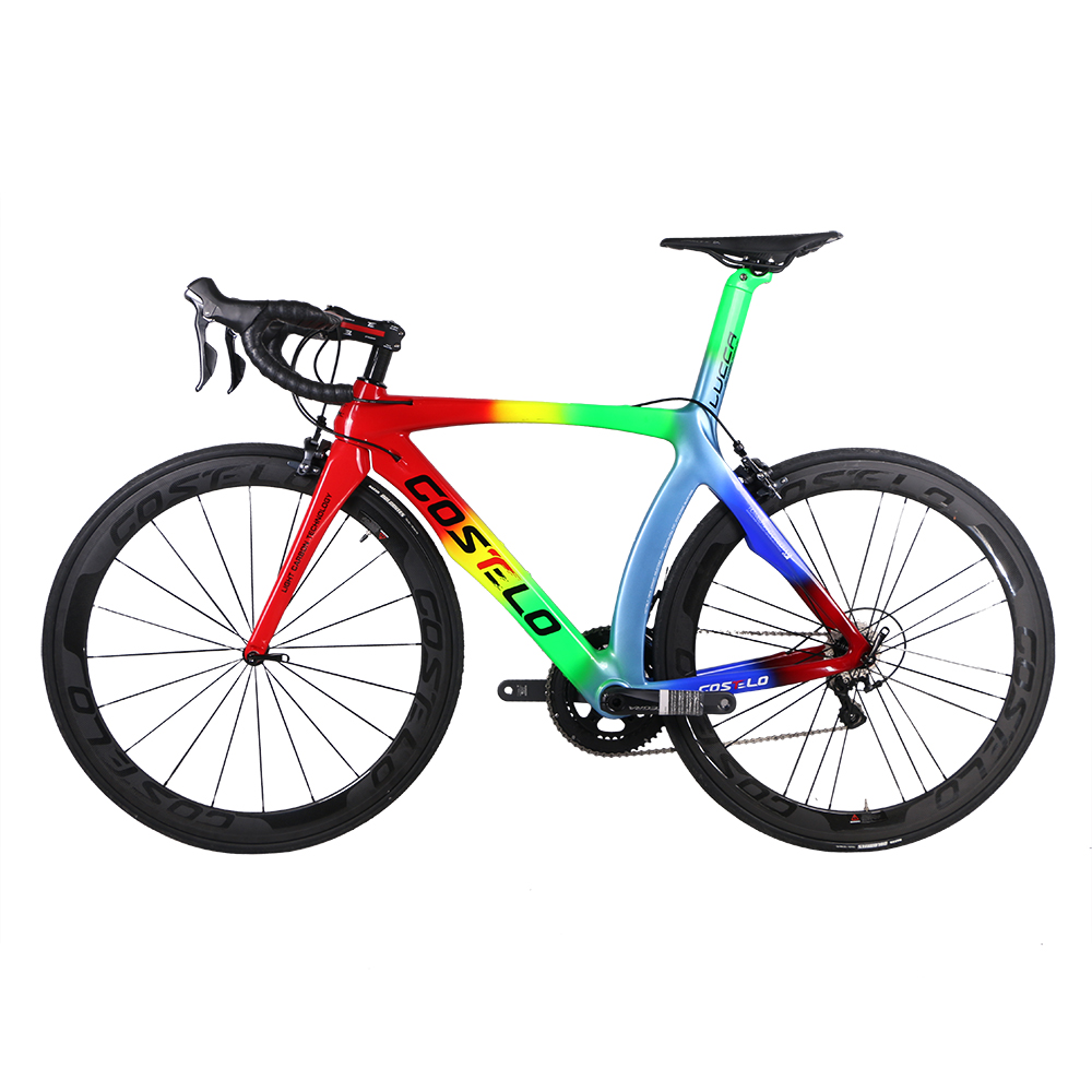 2016 SK carbon road bike frame,fork headset clamp, seatpost Carbon Road bicycle Frame Light weight carbon frame carbon road frameset 2017 carbon road bike frame ud carbon frames with fork seatpost clamp and headset