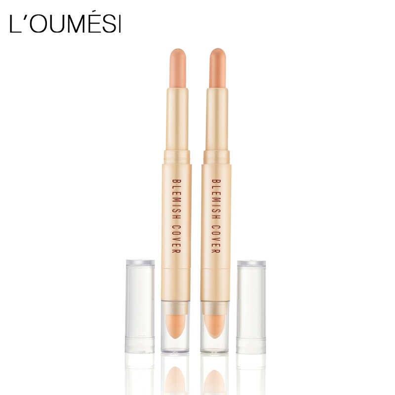 لوميسي كونسيلر قلم أساس إخفاء العيب دائرة داكنة كريم خافي للعيوب قلم رصاص قاعدة الأساس السائل طويلة الأمد 6g