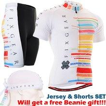 Профессиональный горный велосипед MTB colthing вида комплект спортивной одежды 3D гель колодки Анти-пот с коротким рукавом наборы гонки Велоспорт Джерси установить