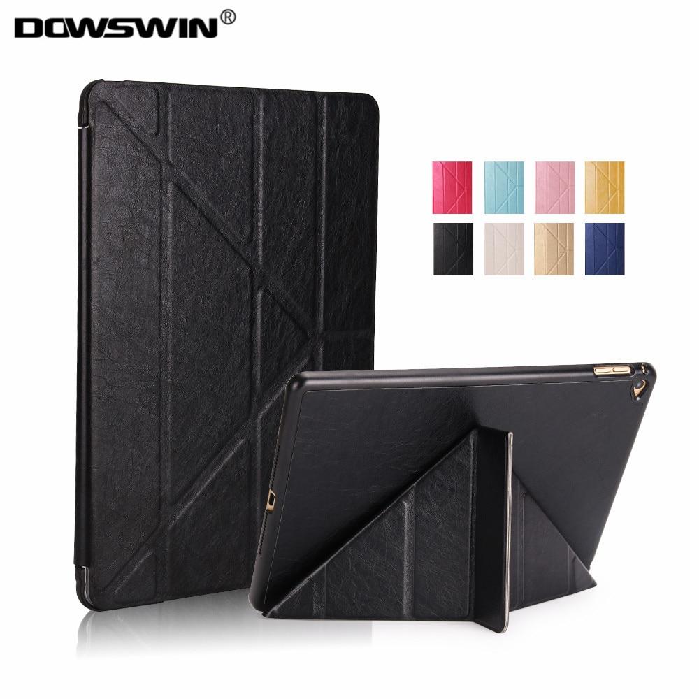 DOWSWIN case for iPad air2/ipad 6, smart wake up sleep cover waterproof pu leather good protect for ipad 6 air 2 cases ipad air smart case в смоленске