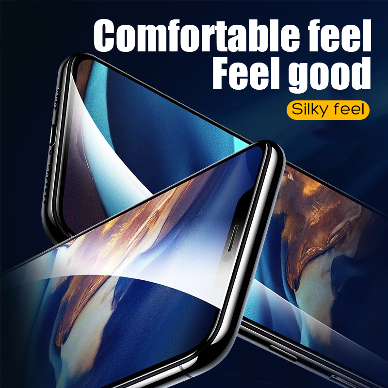 Image 5 - 20D Protective Tempered Glass On The For iPhone 6 6s 7 8 Plus X Glass Screen Protector Film For iPhone X XR Xs Max Glass Cover-in Phone Screen Protectors from Cellphones & Telecommunications