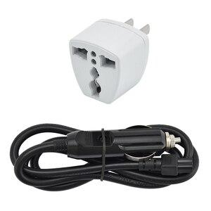 Image 5 - Universal 200W Power Inverter 12V to 110V 220V Car Inverter Cigarette Lighter Plug 12v 220v Inverter with 4 USB Ports