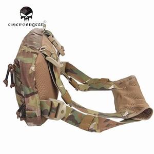 Image 3 - EMERSONGEAR EDC сумка, нагрудная сумка Recon Мультикам EM9285, охотничьи сумки