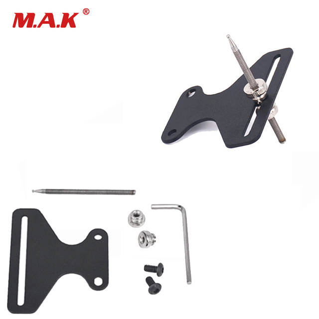 1 Pc T Shape Sight Recurve Bow Adjustable Sight Black for Outdoor Archery Hunting Shooting