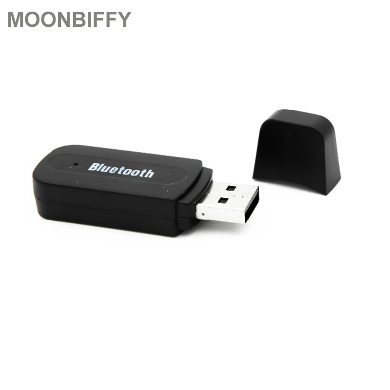 Bluetooth USB A2DP Adapter Dongle Blutooth Music Audio Receiver Wireless Stereo home speaker 3.5mm 300Mbps for Speaker