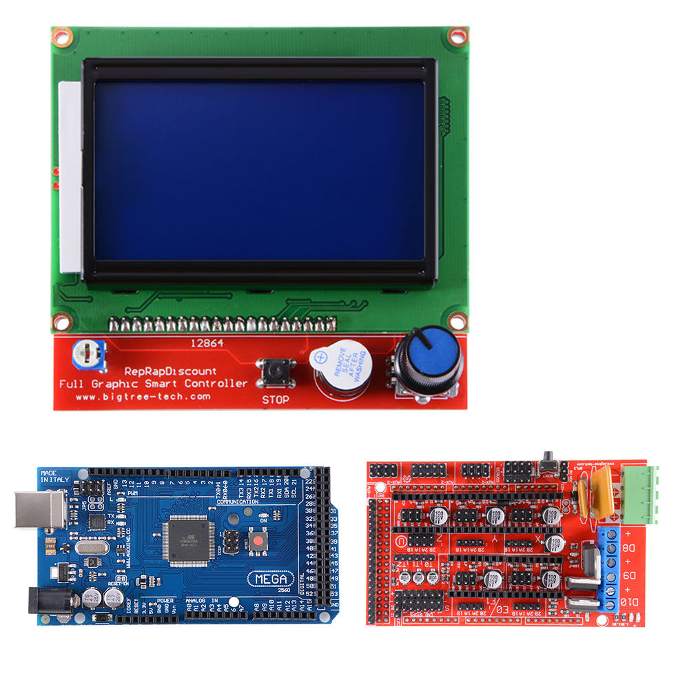 1 x 3D Drucker Kit Set for Arduino SD003
