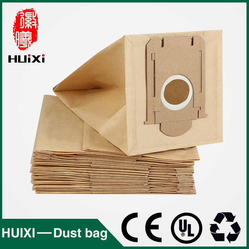 10 pcs Vacuum Cleaner Paper Dust Bags Change Bags With High Quality For FC8202 FC8203 FC8204 FC8205 etc