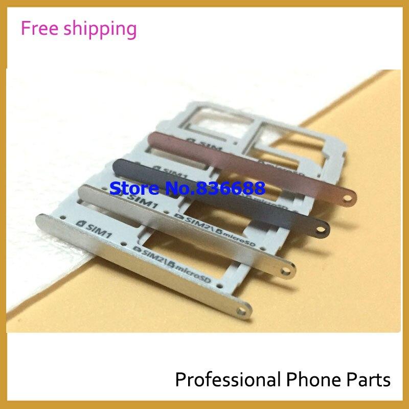 Original SIM Card Tray Holder Slot For Samsung Galaxy A310F A510F A710F A9000 A3100 A5100 A7100