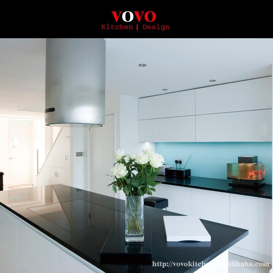 High level Australia kitchen cabinet in white 2 pac-in Kitchen ...