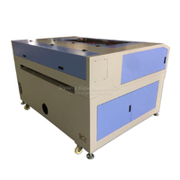 metal and nonmetal CO2 laser mix engraving machine LY 1390 PRO laser cutter with off line function