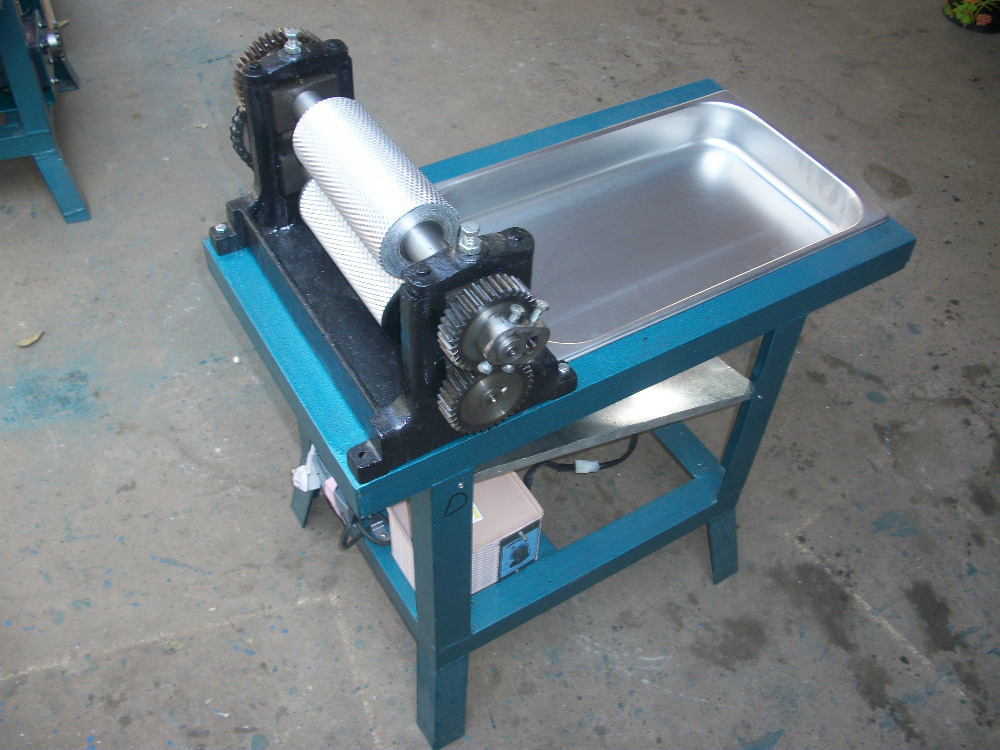 86*195mm Electric Bees Wax Foundation Sheet Machine