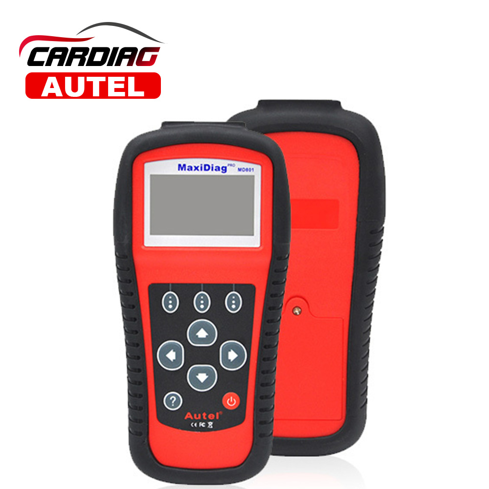 Hot selling 100 original autel maxidiag pro md801 4 in 1 code scanner md 801
