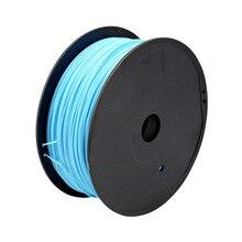 3D принтер нити pla точность размеров +/-0.02 мм слабый запах 3D печати нити, 1.1 фунтов «песочные часы» 1.75 мм нити