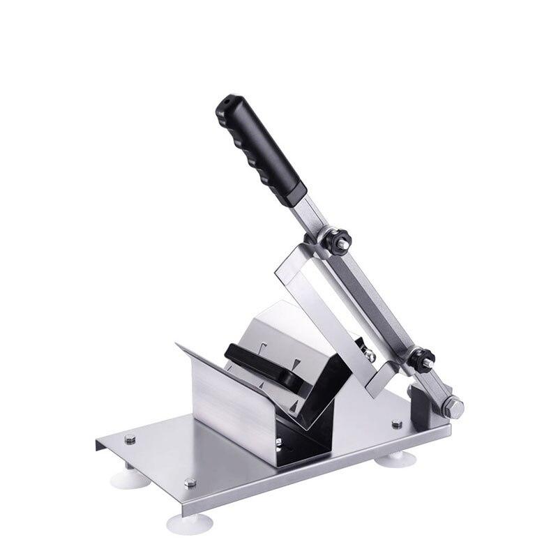 Cutting machine cutting machine household fat mutton volumes is manual slice machinist planer meat machine