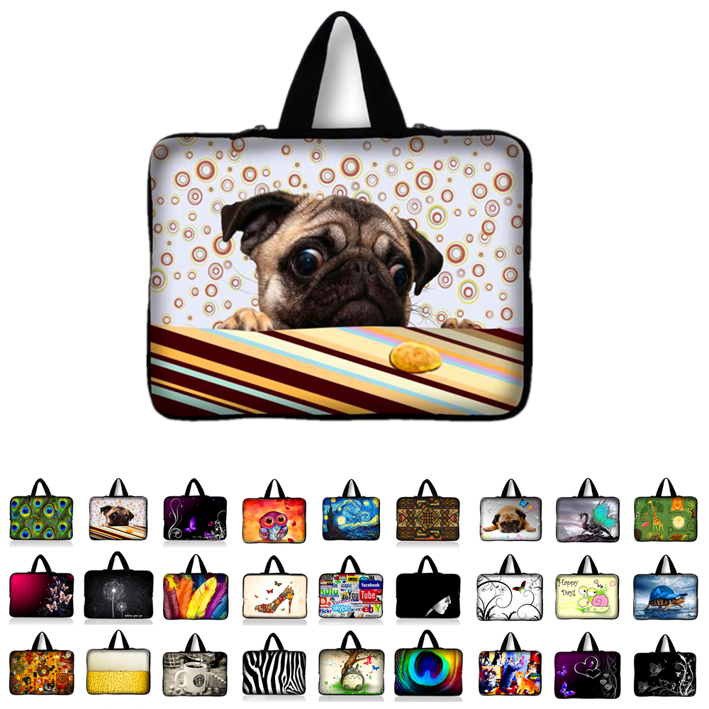9.7 10.1 11.6 Laptop Sleeve 14 15.6 inch Notebook Bag 13.3 For MacBook Air Pro 13 Bag Laptop Case 12 15.4 inch Protective Case