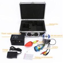 HD 1000TVL Underwater Fishing Camera 2.4G WIFI Wireless 50M Breeding Monitoring Viewing Fish Finder Video Recorder APP Support