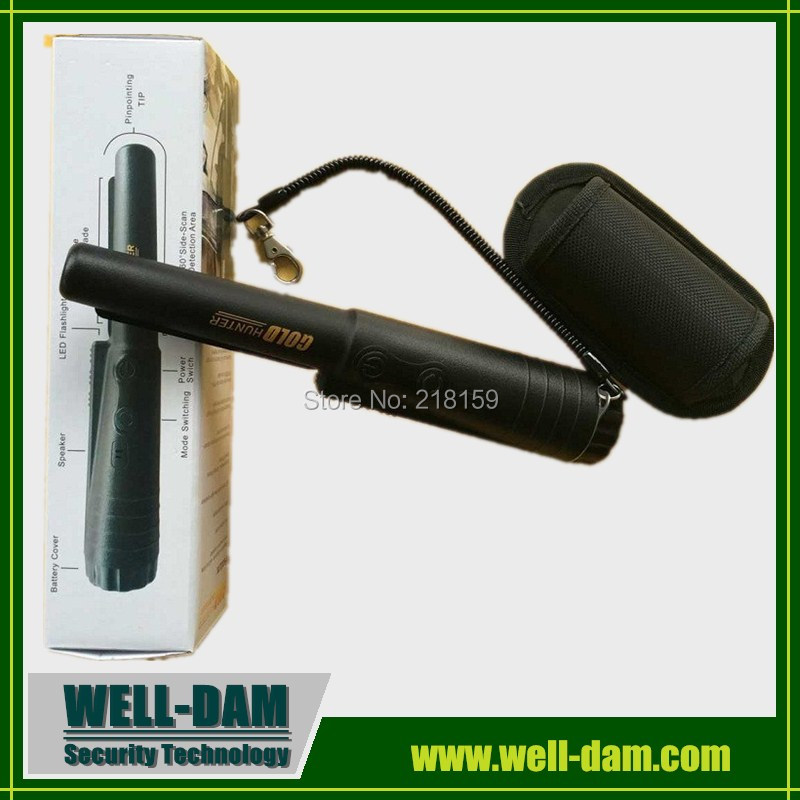 ФОТО Free Shipping ! Professional super scanner hand held gold metal detector pro pointer pinpointer gold detector