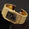 Nova Marca de Moda Strass Relógios Das Mulheres Pulseira de Aço Inoxidável Marca de Luxo relógios de Quartzo Das Senhoras Vestido Relógios reloj mujer