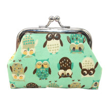 2020 New Coin Purse Women's Owl Coin Purse Money Bag Change Card Holders Small Wallet Clutch Purse monederos para mujer A50