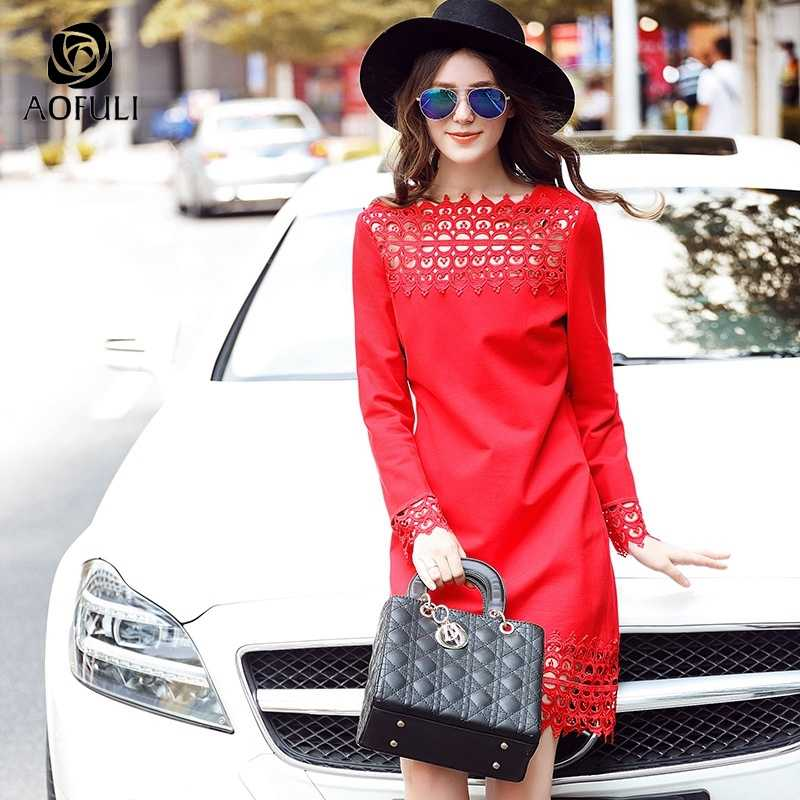 Размер s/M/L, сексуальные кружевные женские платья, красное Повседневное платье, одноцветные Вечерние платья на Рождество, B3103