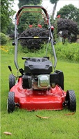 18/20inch 5.5/6HP 4 stroke gasoline mower Rear grass lawn mower,Lawn trimme,portable collapsible / for large villas, park,garden