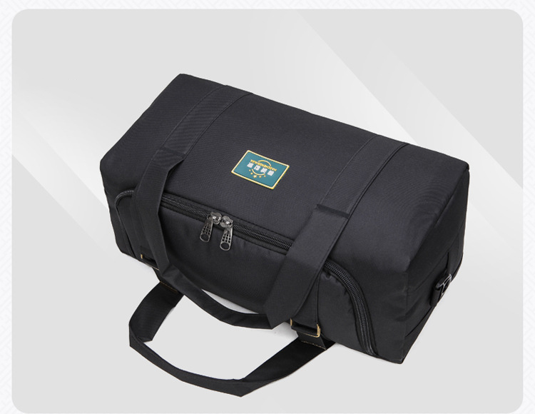 Professional Nylon Waterproof Sports Gym Bag Women Men for Fitness Yoga Training Shoulder handbags Storage sport bag 28