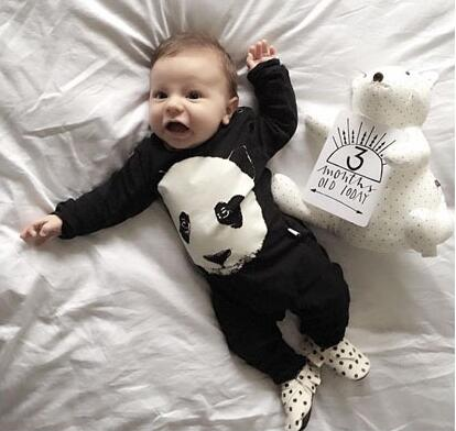 Popular Panda Baby Clothes-Buy Cheap Panda Baby Clothes lots from China Panda Baby Clothes