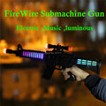 New arrival electric  submachine gun toys for children/ toy guns with Electric light music for children gift
