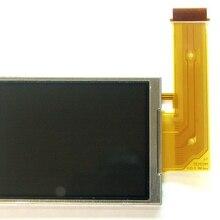 ЖК-дисплей Экран дисплея для Sony Cyber-shot DSC-W80 DSC-W90 DSC-H7 W80 W90 H7 цифровой Камера Ремонт Часть+ Подсветка